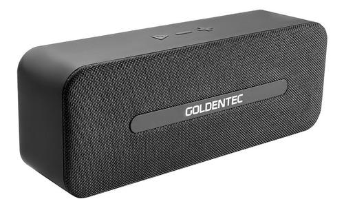 Caixa De Som C/ Bluetooth Portátil Goldentec