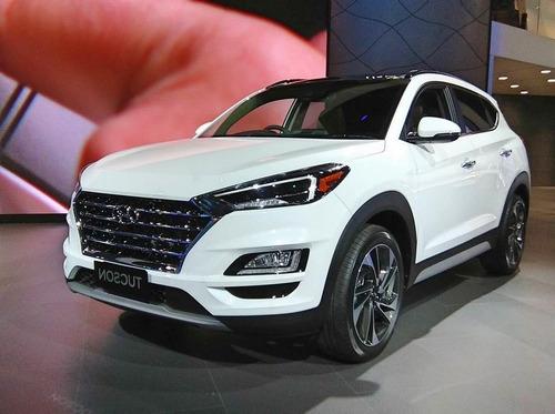 Hyundai Tucson Limited 4x2 2022