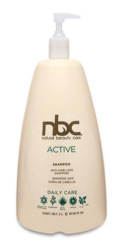 Nbc Active Shampoo Anticaída 2lt