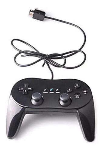 Control Classic Pro Para Nintendo Wii Nuevo Clásico