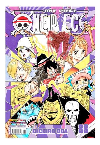 One Piece Eiichiro Oda Editora Panini