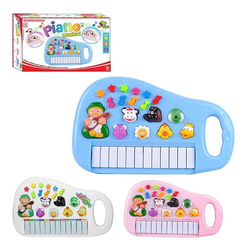 Teclado Piano Musical Infantil 30 Toques