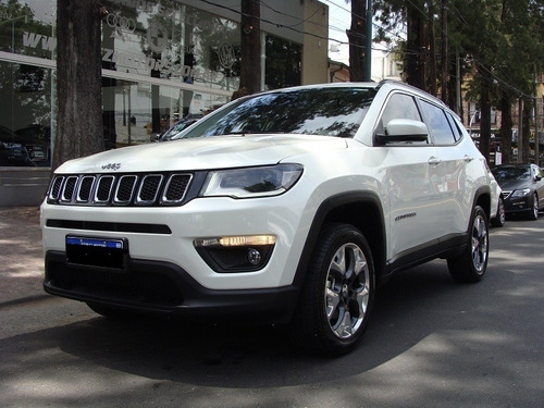 Jeep Compass 2.4 Longitude Plus 4x4 Automatica 2.300km 2020