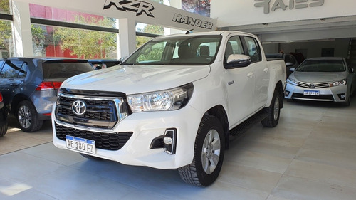 Toyota Hilux 2.8 Cd Srv 177cv 4x2 At 2020