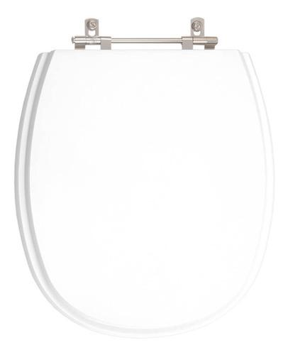 Assento Sanitário Aspen Branco Para Bacia Deca Original