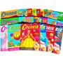 30 Revistas Livrinhos De Colorir Infantil Atividades Pintar