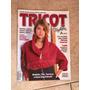 Revista Tricot Fashion Outono Inverno Vestido Colete Casaco