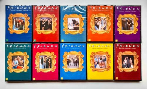 Friends Todas Temporadas - Original - Novo - Lacrado