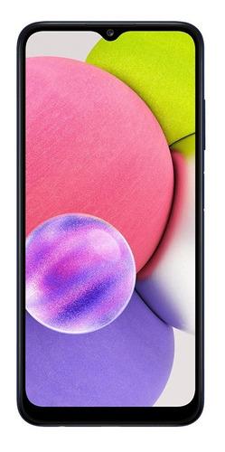 Smartphone Samsung Galaxy A03s Dual 6.5 64gb 4gb Ram Azul
