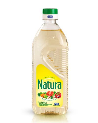 Aceite De Girasol Natura Botella500ml