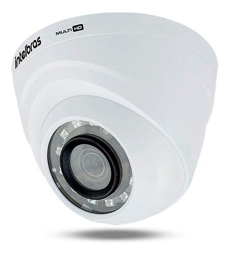 Câmera De Segurança Vhd 1120 D 2, 6mm G4 Branco Intelbras