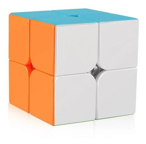 Cubo Interativo Fungame 2x2x2  Magico Cube Profissional