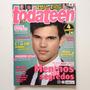 Revista Toda Teen 192 Taylor Lautner Bruno Mars Selena Gomes
