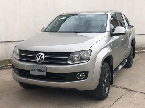 Volkswagen Amarok Trendline 2.0 Tdi 2012 *financio*r.menor*