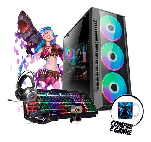 Pc Gamer Maximus I5 Gt 730 8gb Hd 1tb Wi-fi