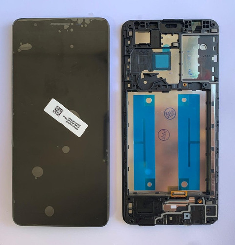 Tela Frontal Lcd Display Touch A013 Core A01 Core Original