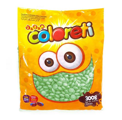 Coloreti Confeti 300 Gramos Golosina Sin Gluten