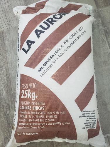 Sal Para Ablandador De Agua Lavada, Purificada Y Seca X 25k