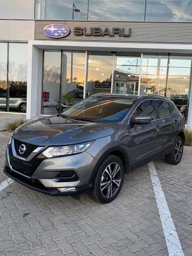 Nissan Qashqai Advance Cvt Nueva!