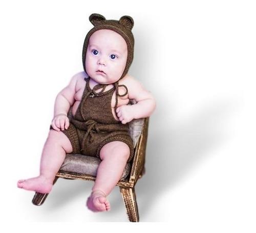 Poltrona Megs Mogno 002 Posicionadora Newborn Sofá Props