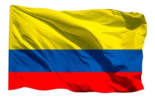 Bandera De Colombia Tifón  1mtr X1.5mtr Especial Exterior.