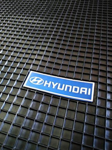 Kit De Cubre Alfombras Para Hyundai Tucson Premium C\baul