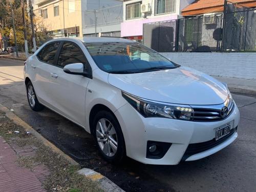Toyota Corolla 1.8 Xei Cvt 2015 4 Puertas Nafta Pcars