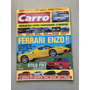 Revista Carro 107 Ferrari Stilo Astra Golf Civic 2002 T375