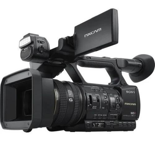 Filmadora Sony Hxr nx5r Com Nf