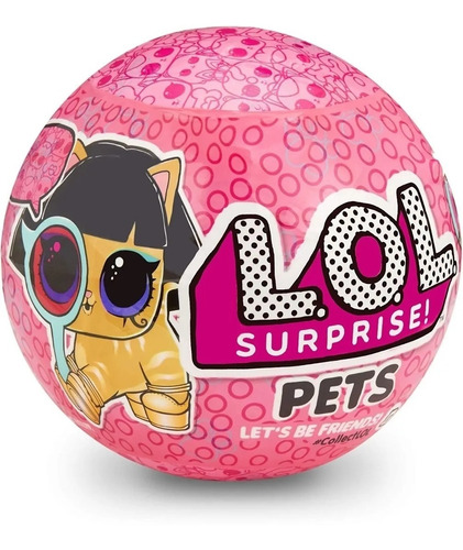 Lol Surprise Serie 4 Pets Juguetería El Pehuén