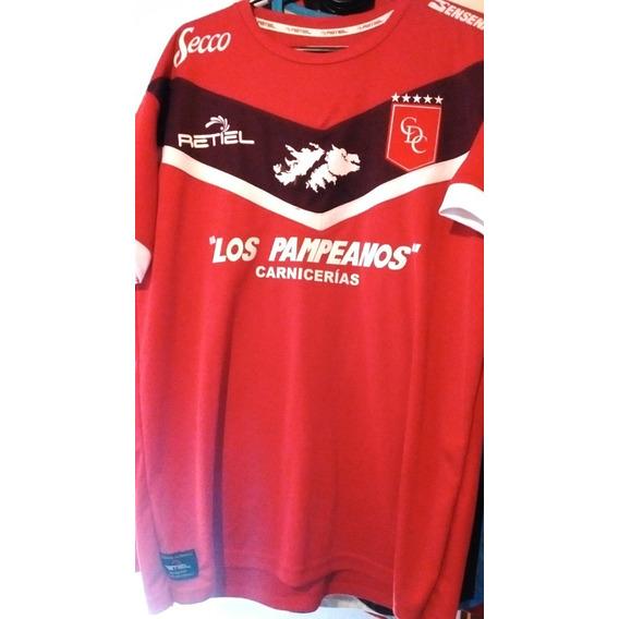 Camiseta Club Defensores De Cambaceres