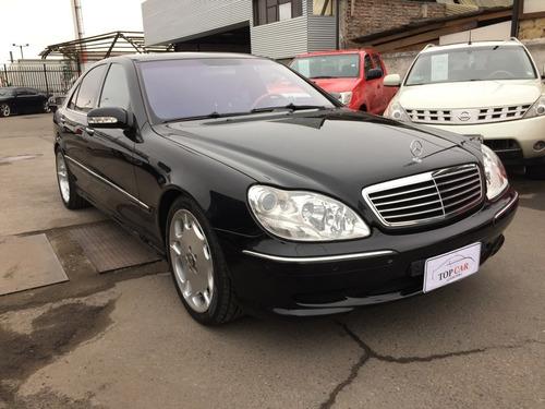 Mercedes-benz S 55 Amg Large 5.5l V8