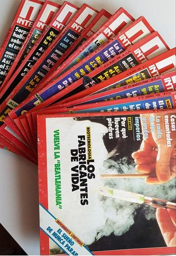 Revista Muy Interesante Ed. Argentina - Año 1988 Completo