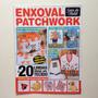 Revista Patchwork Enxoval Jogo De Banheiro Pano Bolsa Bc809