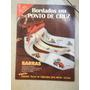 Revista Bordados Em Ponto Cruz 15 Barras Toalha Enxoval L069