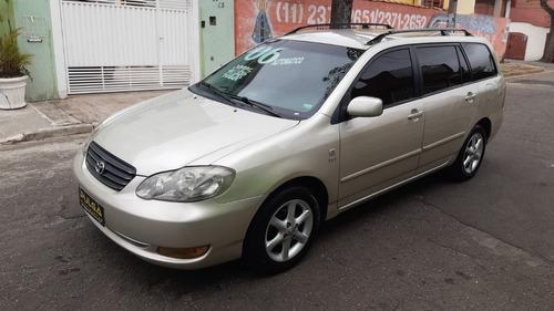 Toyota | Corolla Fielder 2006 1.8 16v Automático