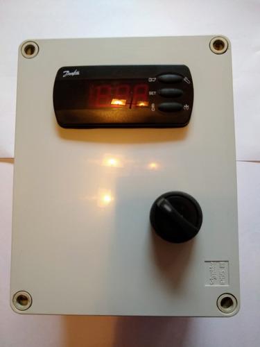 Tablero Controlador De Temperatura