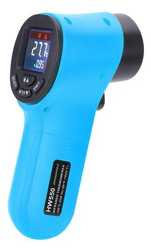 Pirômetro De Termômetro Infravermelho Digital Sem Contato Po