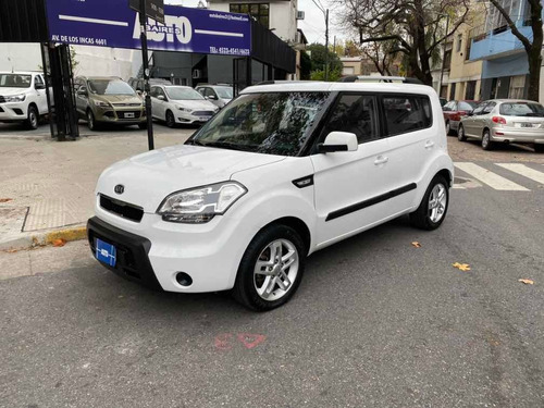 Kia Soul Pop 1.6 At 2011 Autobaires