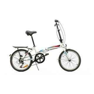 Bicicleta Plegable Fire Bird Rodado 20 Acero
