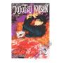Mangá Jujutsu Kaisen Batalha De Feiticeiros Lacrado
