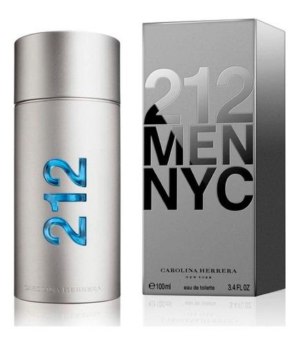 Perfume Original Carolina Herrera 212 - mL a $2649