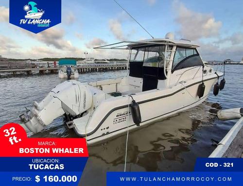 Mini Yate Boston Whaler  32 Pies #321