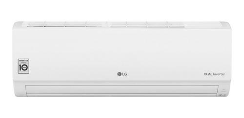 Ar Condicionado LG Dual Inverter Voice Split Frio 9000 Btu Branco 220v S4-q09wa51a