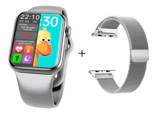 Smartwatch Iwo Hw12  2021 Original 40mm + Brinde
