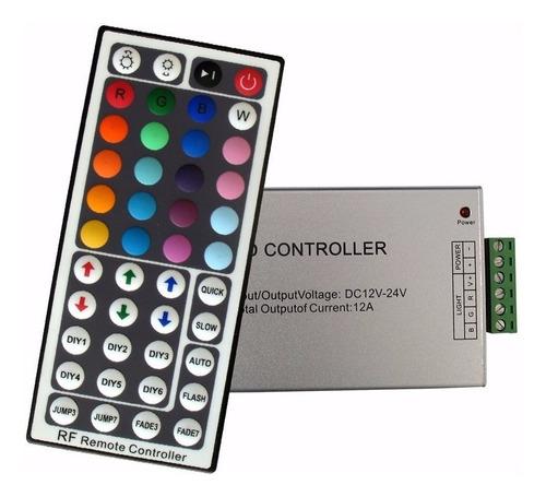 Controlador Y Control Rgb Ir Inalambrico De 44 Botones