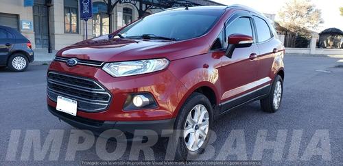 Ford Ecosport 2.0l Titanium C/cuero 2015