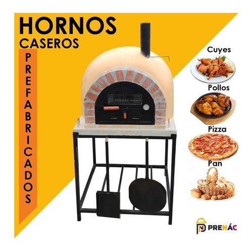 Hornos De Leña /materiales Refractarios /termómetros/mortero
