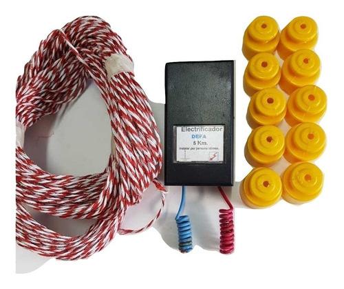Boyero Electrico 5k  Con Kit Economico Envio Gratis Cuotas