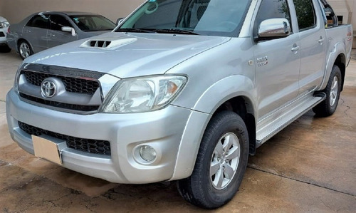 Toyota Hilux Srv 3.0 Doble Cabina At 4x4 Full 2010 Impecable